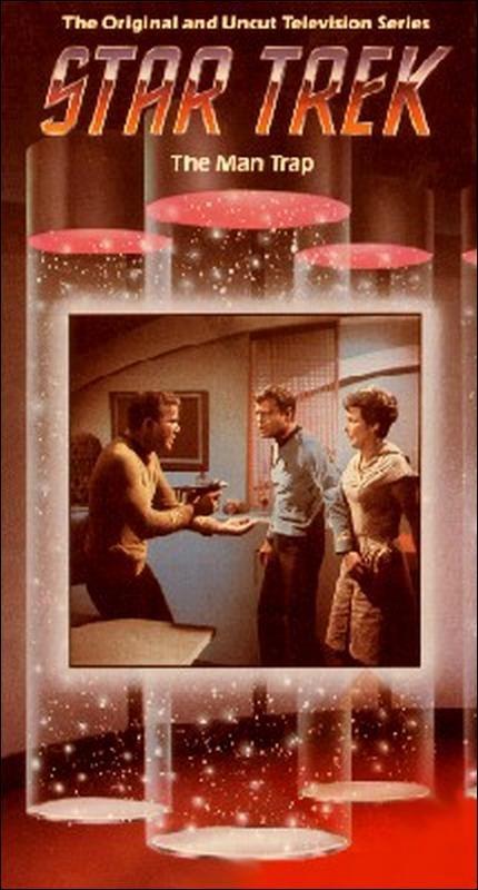 Star Trek: The Original Series - Season 1 Episode 01: The Man Trap