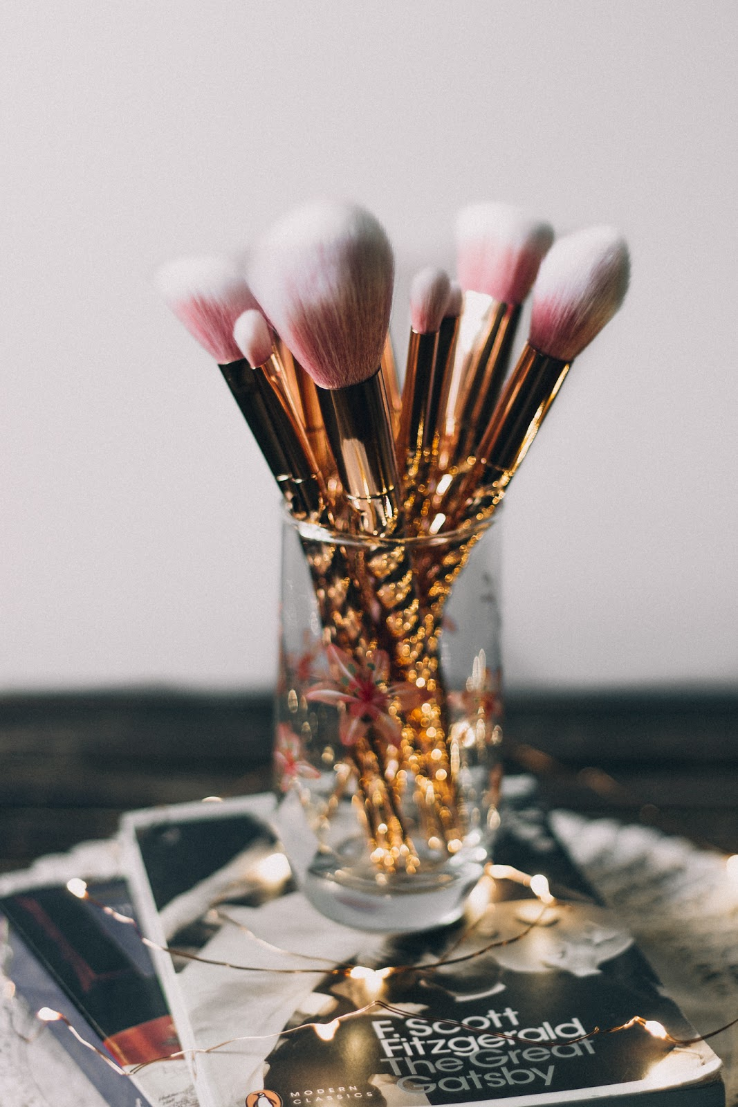 Rose-gold-unicorn-makeup-brush-set-review
