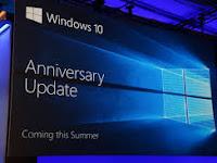 Download Windows 10 64bit Pro Final Anniversary Update Agustus 2016