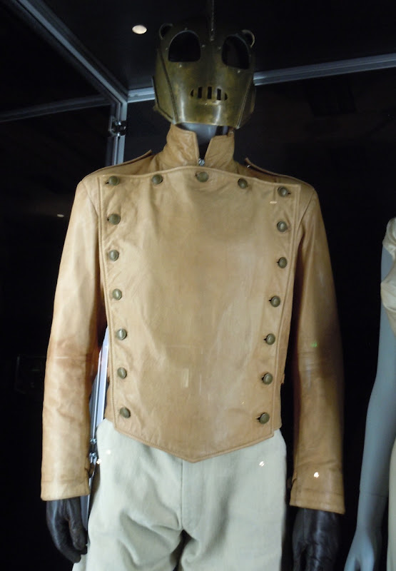 Billy Campbell The Rocketeer costume