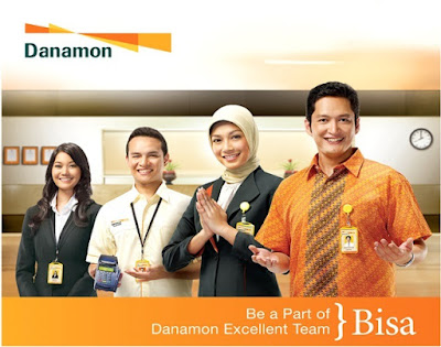 Lowongan Kerja Besar Bank Danamon (Penempatan Seluruh Indonesia) Minimal SMA/Sederajat