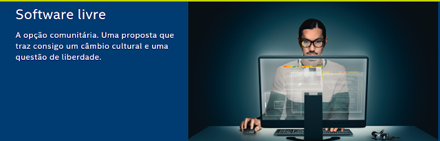 Curso de Software Livre da Intel