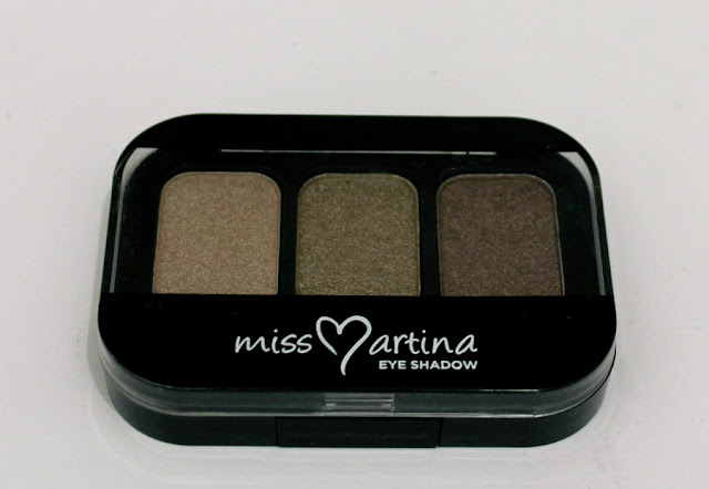 maquillaje diario Miss Martina Eye Shadow