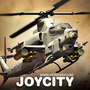 GUNSHIP BATTLE Helicopter 3D Mod Apk + Data Link Download