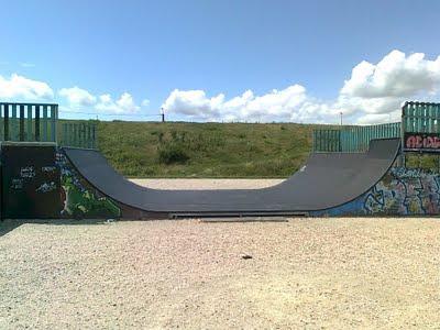 skatepark blois rampe
