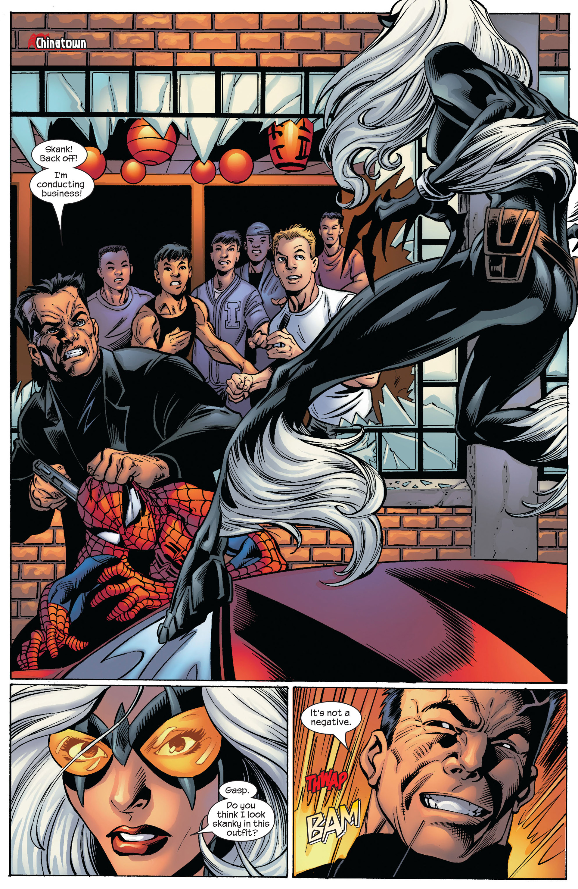 Read online Ultimate Spider-Man (2000) comic -  Issue #82 - 4