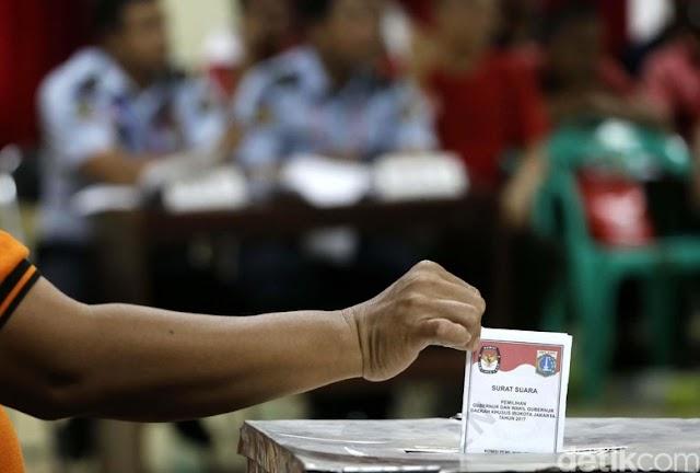 KPU Pastikan Ada Kampanye Paslon di Putaran Kedua Pilgub DKI