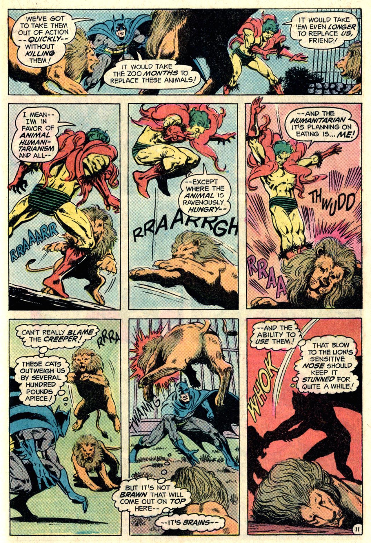 Detective Comics (1937) 447 Page 19