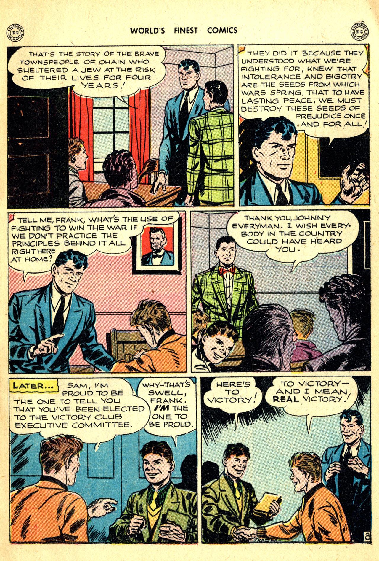 Read online World's Finest Comics comic -  Issue #18 - 67