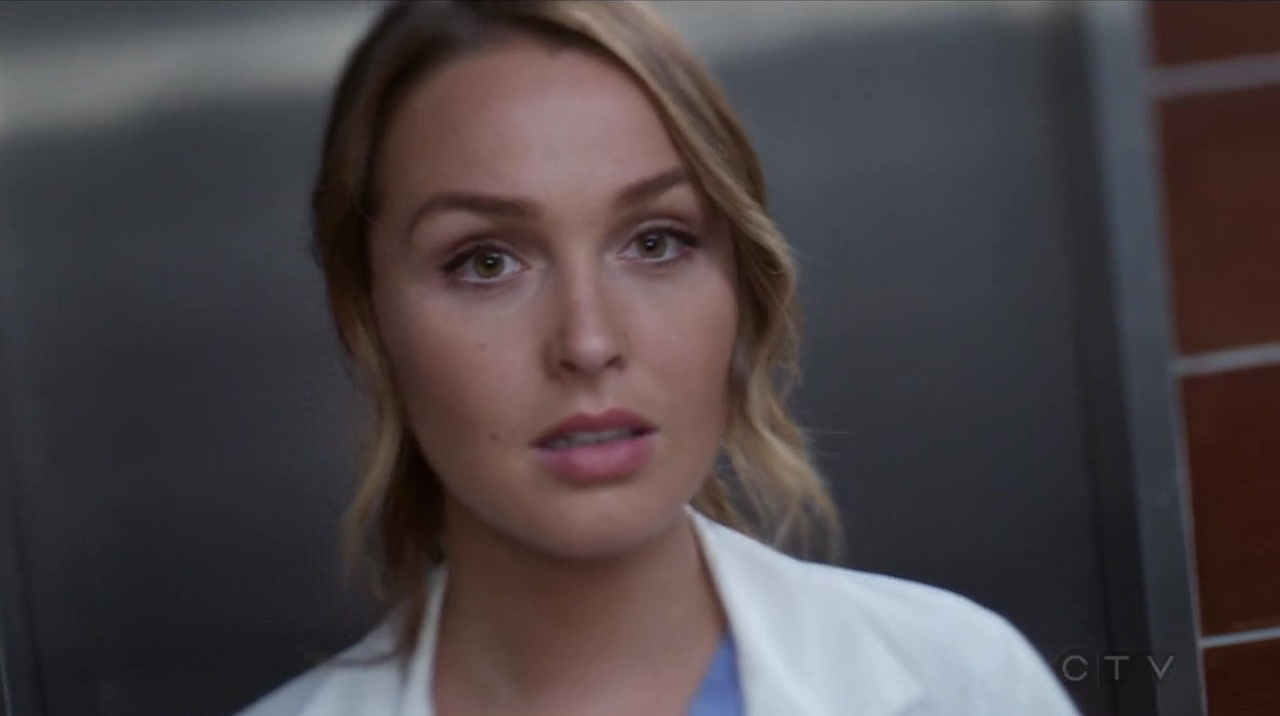 Grey's Anatomy 14x08 Out of Nowhere