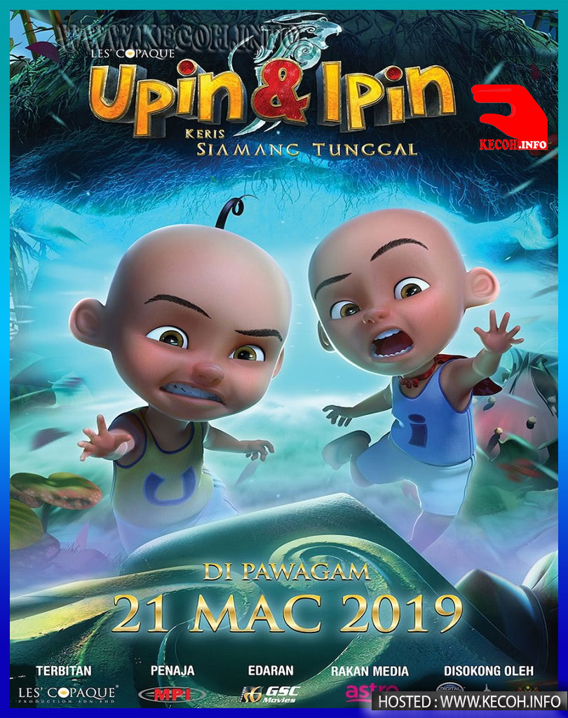 Tonton Upin & Ipin Keris Siamang Tunggal Full Movie Online