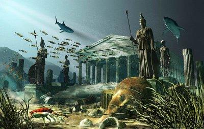 C9725 - Conheça as 6 teorias sobre Atlântida - A cidade perdida