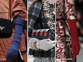 moda 2016 en guantes largos