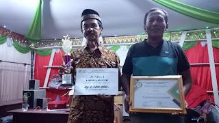 Gampong Ulee Nyeue Juarai Bazar dalam Peringatan HUT Banda Baro ke 11
