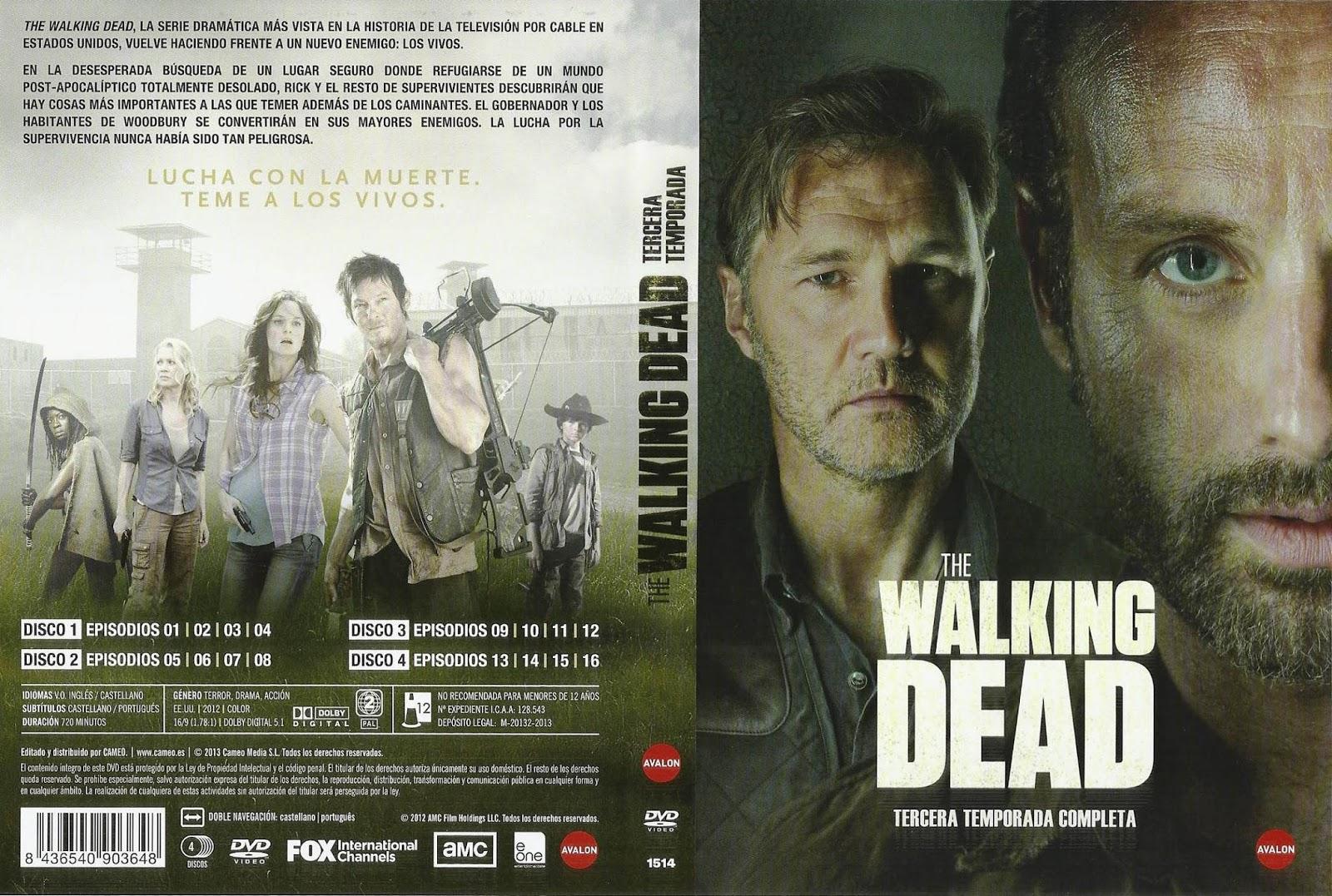 Series videos the walking dead 3 temporada - Jang ok jung live in ...