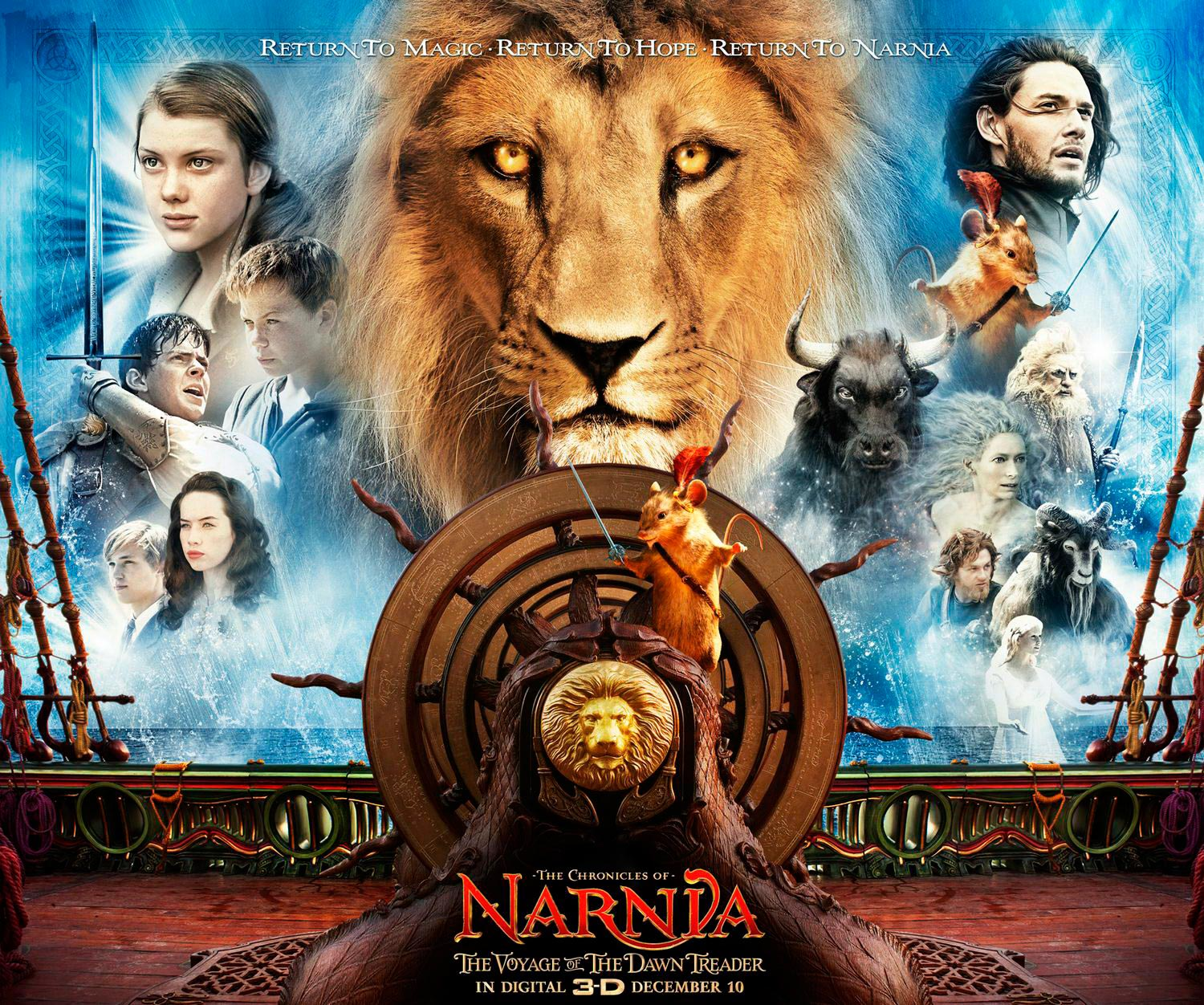 The Chronicles Of Narnia Silver Chair Movie Sofa Bed