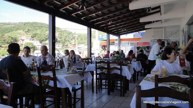 Restaurante Dois Irmãos - Barra da Lagoa, Floripa