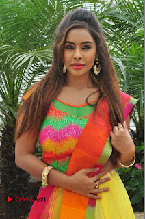 Sri Reddy Pictures at Dandiya Navrang Utsav 2016 Curtain Raiser Event ~ Celebs Next