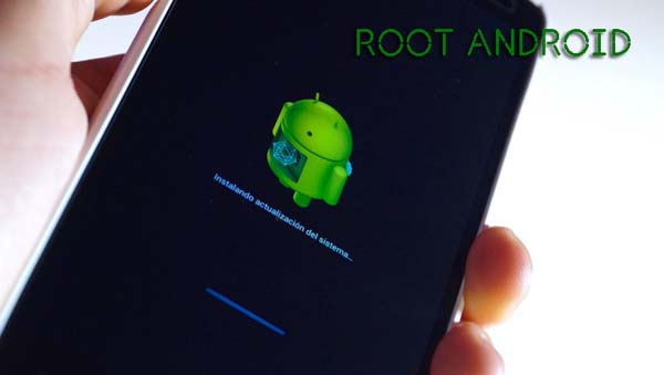 root smartphone android