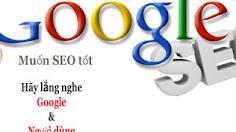 Vì sao Google cho 1 bài viết lên top