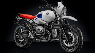 The BMW R nineT Urban GS HD Bike Wallpaper