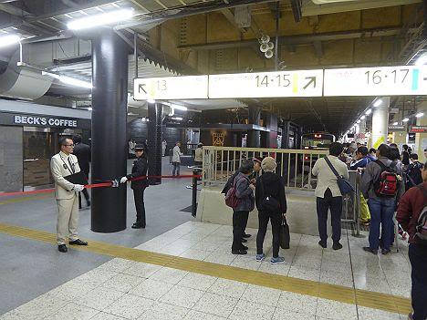 TRAIN SUITE 四季島@上野