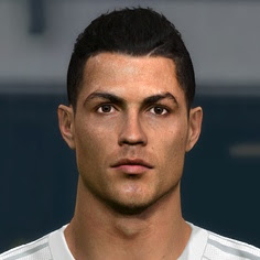 Ultigamerz PES Cristiano Ronaldo New Face With New Hairstyle - Download hair cristiano ronaldo pes 2013