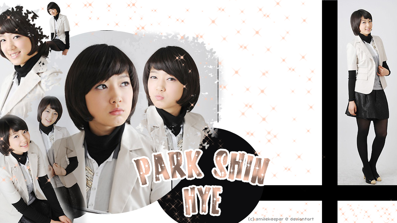 Monchan Worlds: [PROFILE + PHOTO] Park Shin Hye
