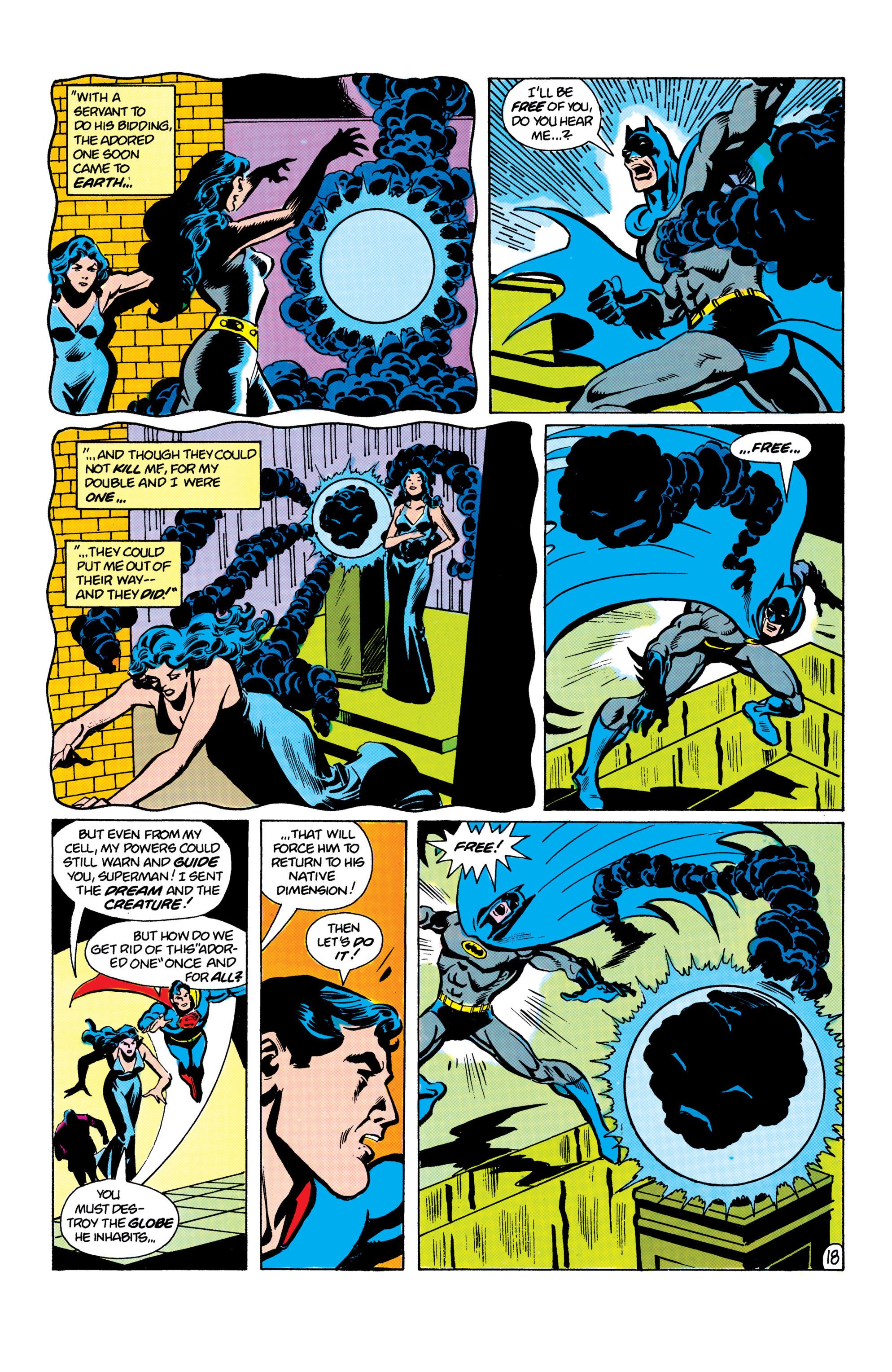 Read online World's Finest Comics comic -  Issue #288 - 19