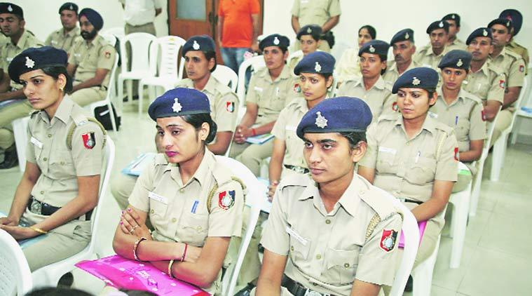 lady dak police