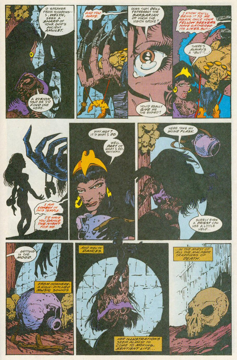 Read online Conan the Adventurer comic -  Issue #13 - 23