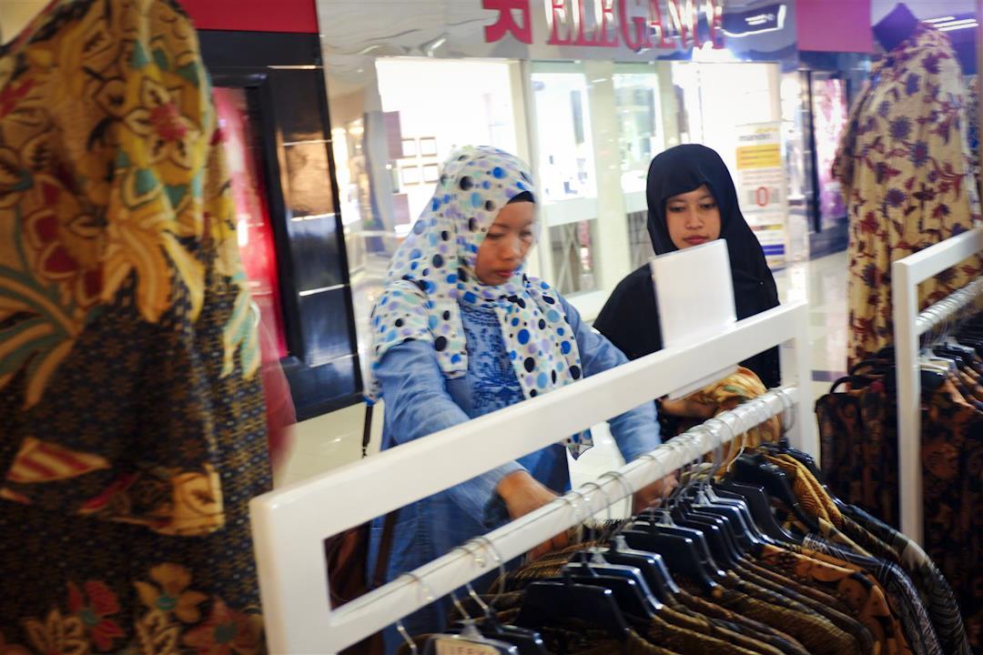 pilih-pilih batik nusantara