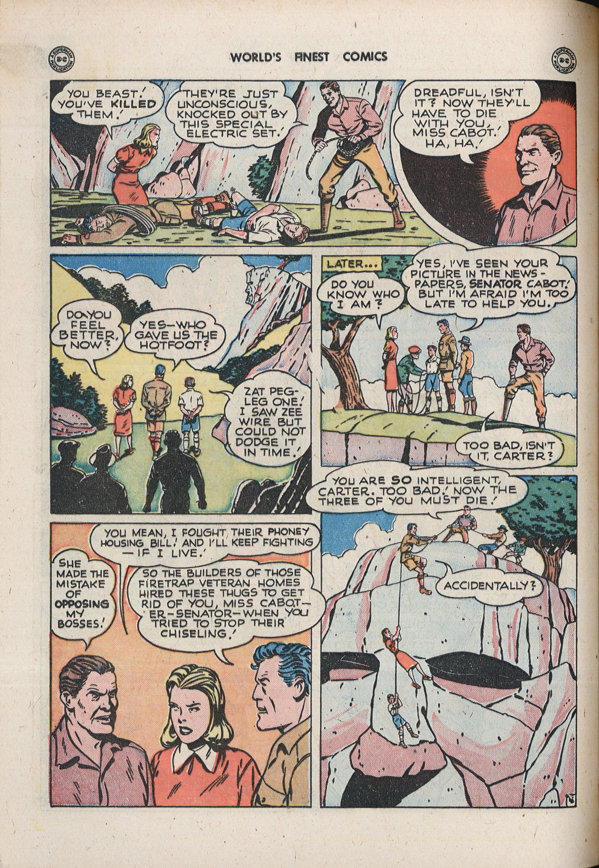 Read online World's Finest Comics comic -  Issue #33 - 52