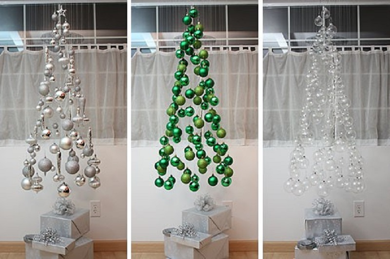 Hanging Ornament Tree
