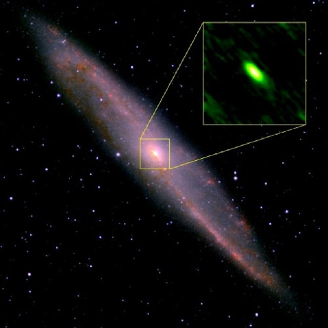 Astronomers uncover hidden stellar birthplace