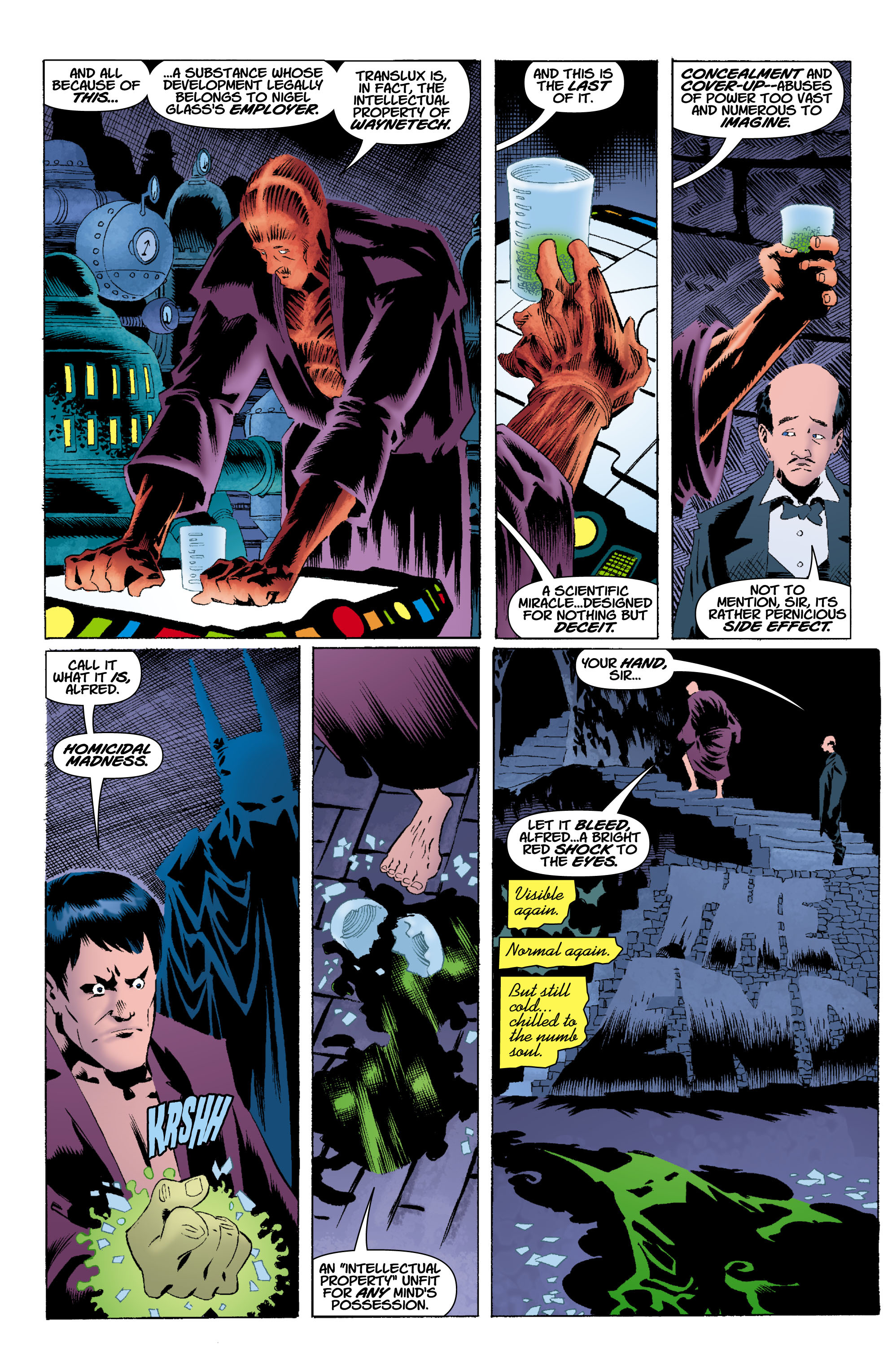 Read online Batman: Unseen comic -  Issue #5 - 23