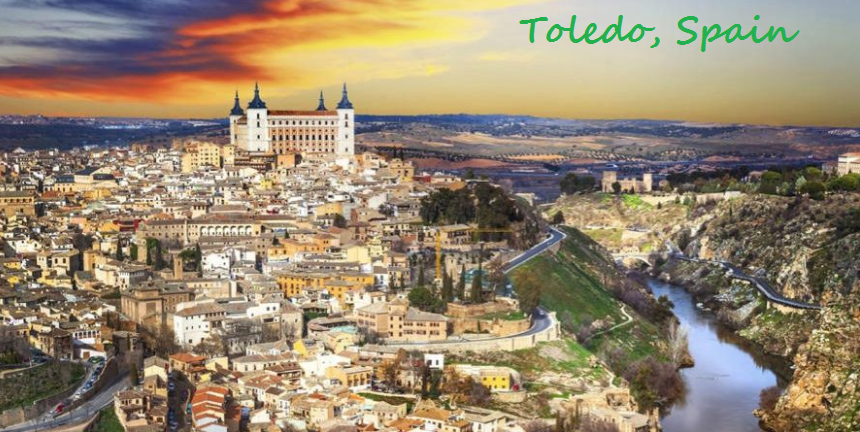 Spend Affordable Holidays in Toledo Spain
