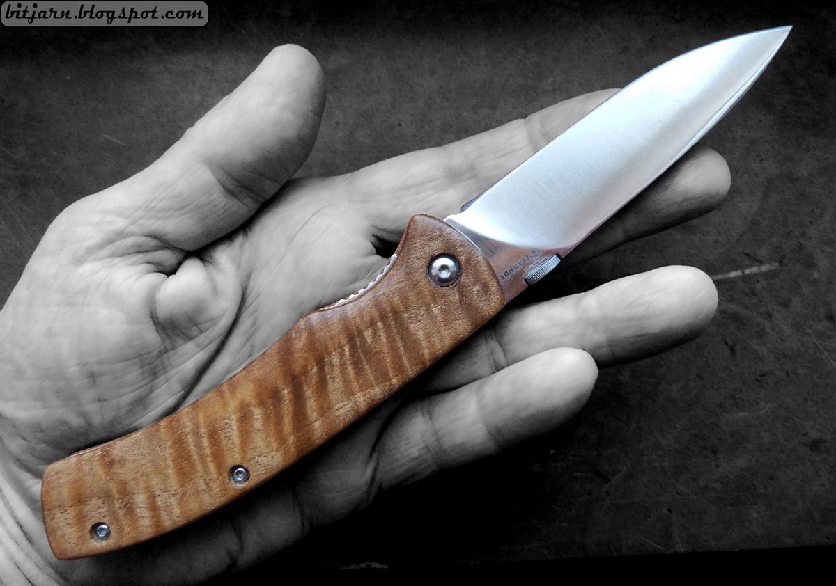 bitjärn : slipa knivar : Inredning