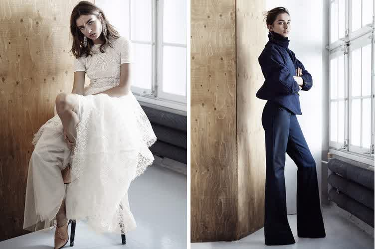 H&M Conscious Exclusive Wedding Dresses