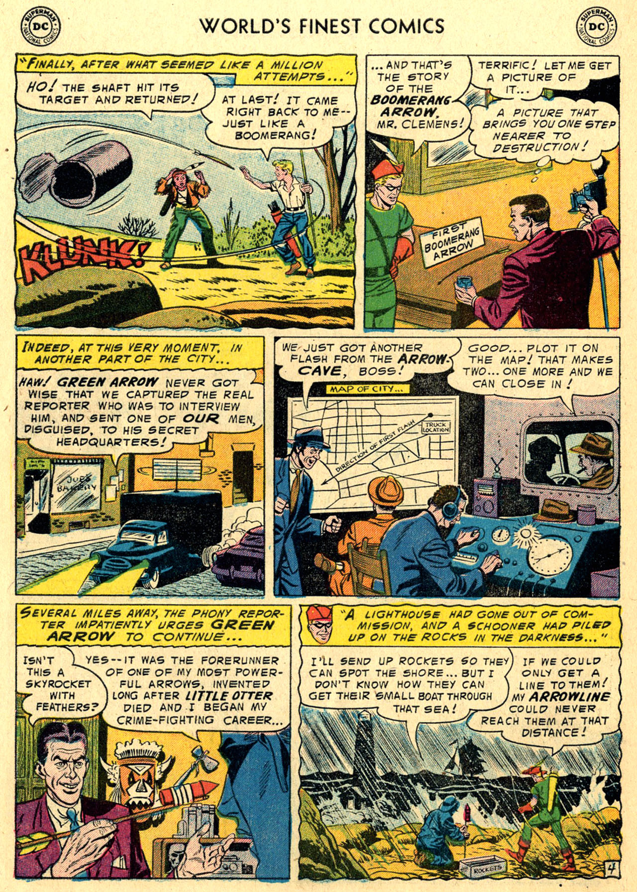 Read online World's Finest Comics comic -  Issue #82 - 29