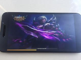 Lancar bermain game mobile legend di xiaomi redmi note 5a