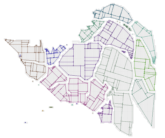 Procedural World: City Lots