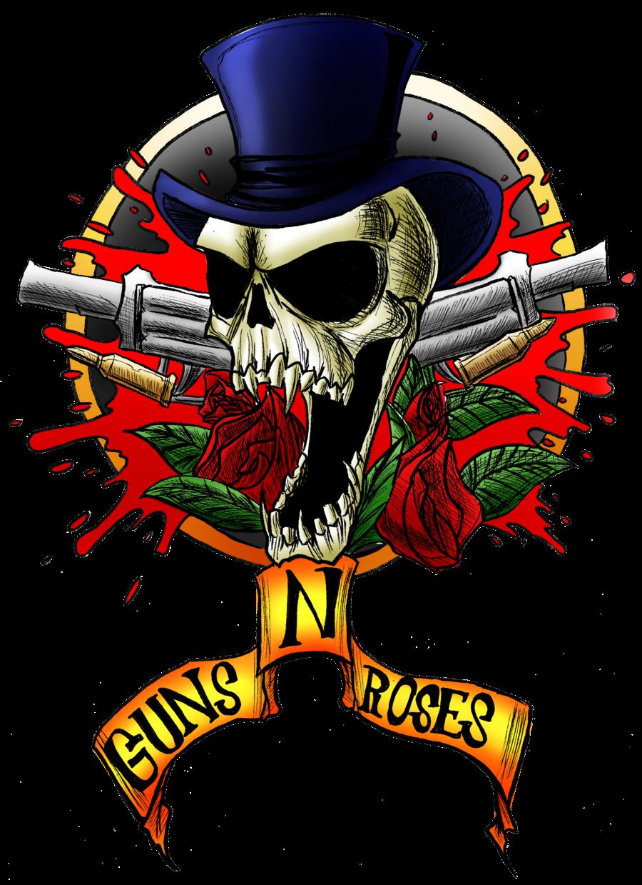 guns n roses logo - HD900×1239