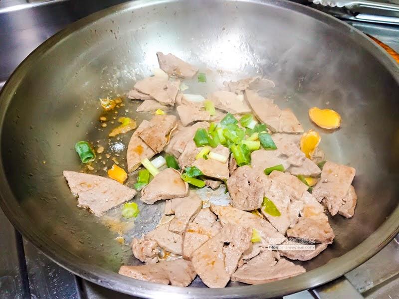 麻油炒豬肝,豬肝料理,豬肝去腥味,如何處理豬肝