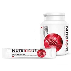 Food Supplement Vitality Boost