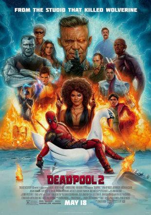 Deadpool 2 2018 Full Hindi Movie Download Hd