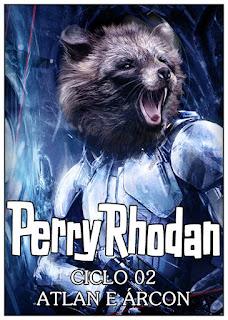 perry rhodan, futurâmica espacial