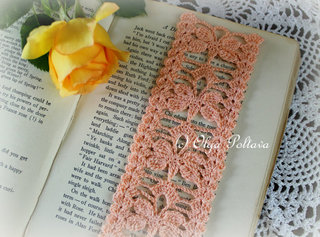 Butterflies Bookmark Pattern