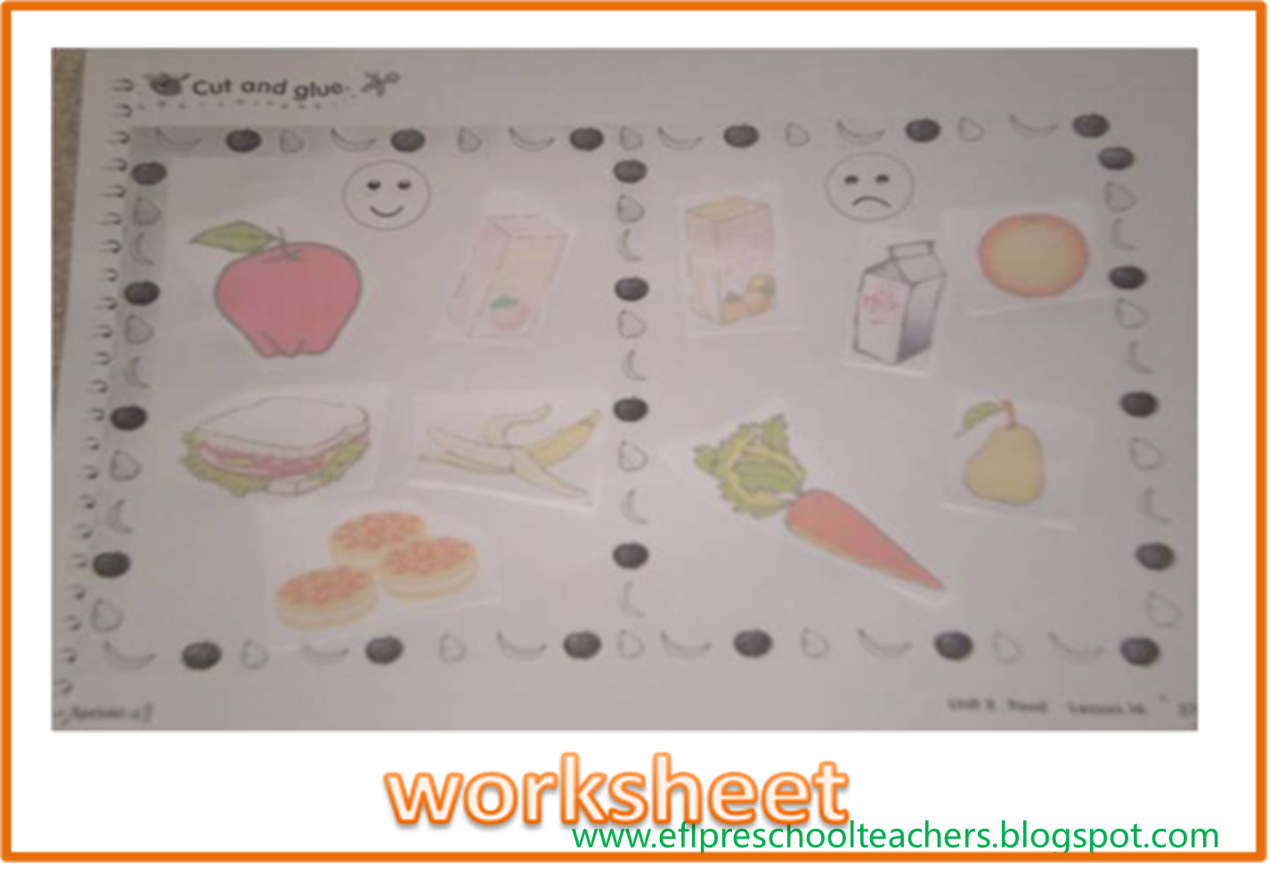 Esl Efl Preschool Teachers Fruit Theme For Preschool Ell