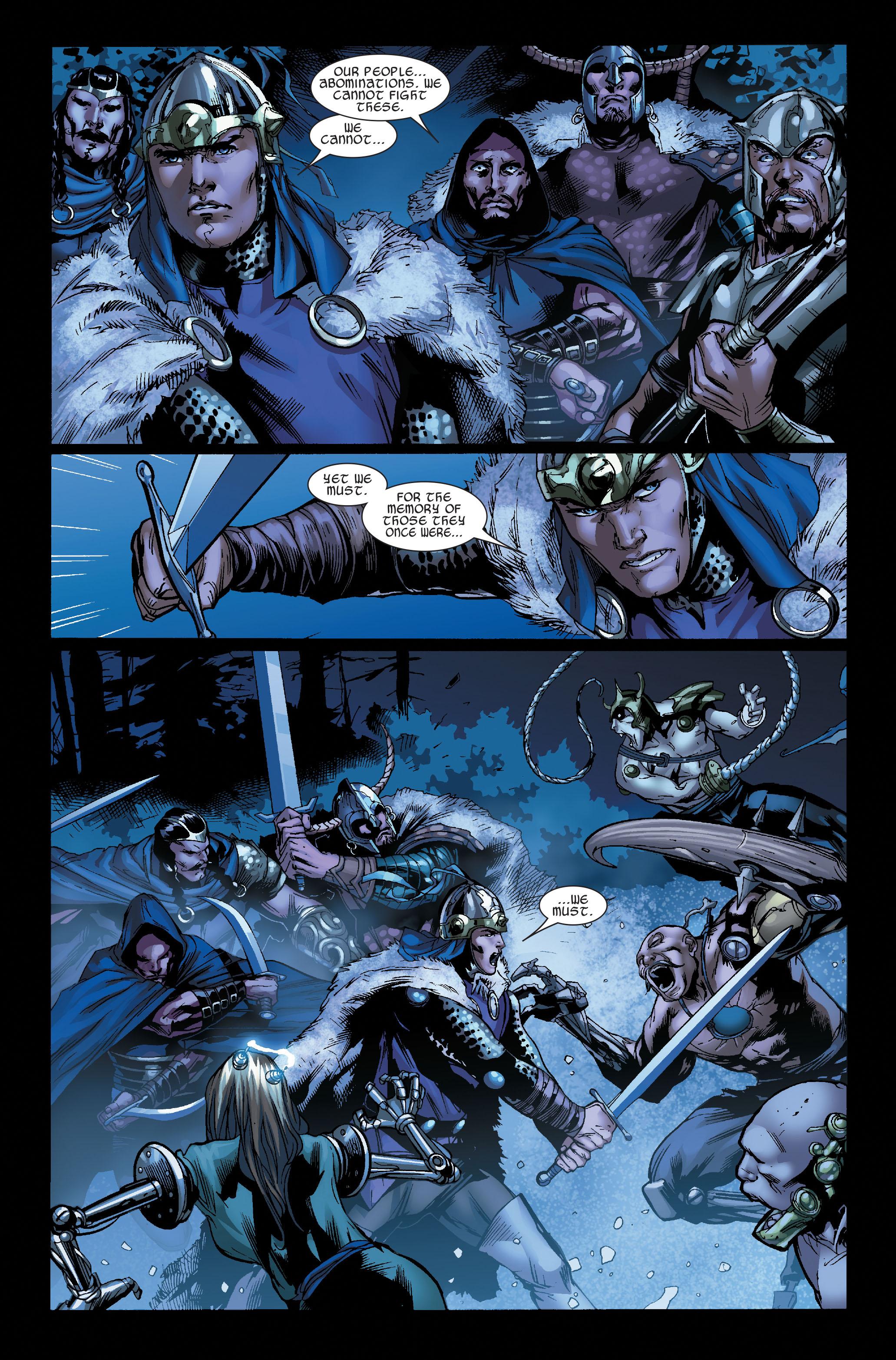 Thor (2007) Issue #604 #17 - English 22